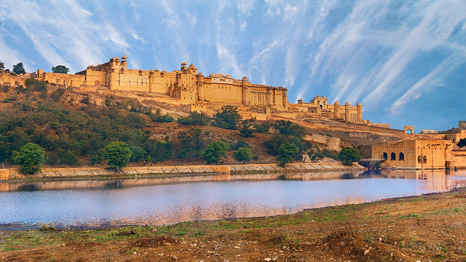 Jaipur, India - Amber Fort