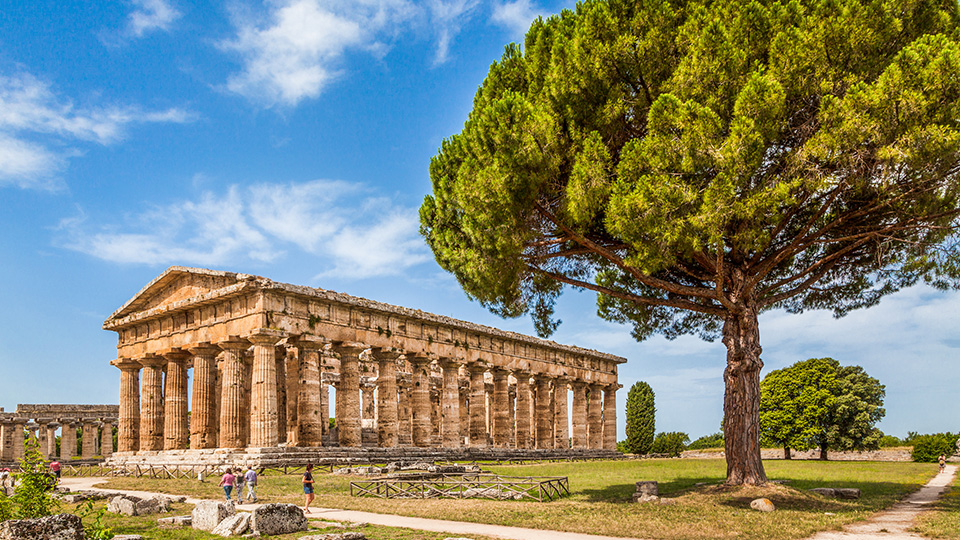Temple of Hera - Salerno, Italy