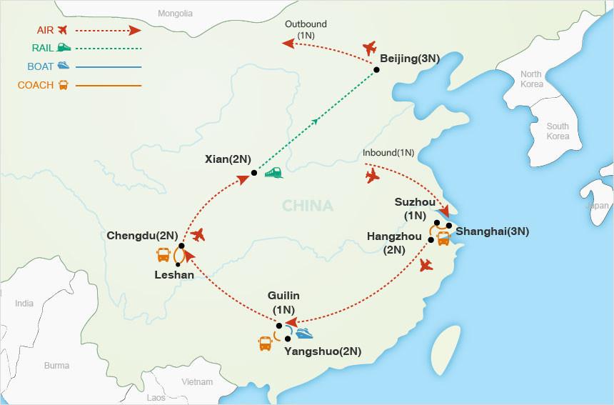 China Delights