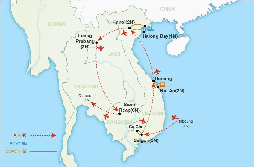 Indochina Delights