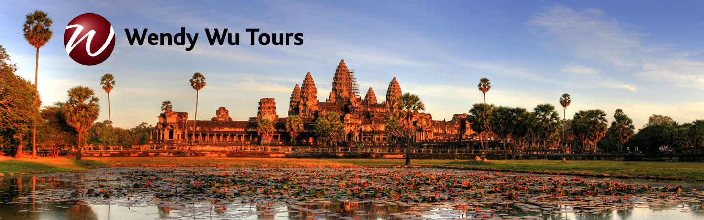 Angkor to the Bay Wendy Wu Tour