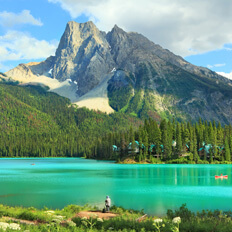 Search for more escorted tours to Canada