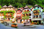 Austria escorted tours