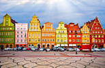 Poland escorted tours