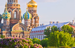 Russia escorted tours