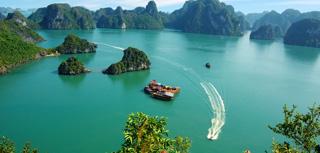 Vietnam Panorama