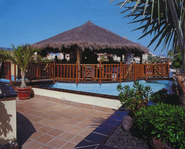 Hotel Jacaranda Costa Adeje Tenerife All Inclusive