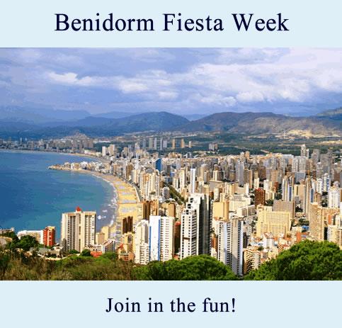 Benidorm Fiesta November 2020