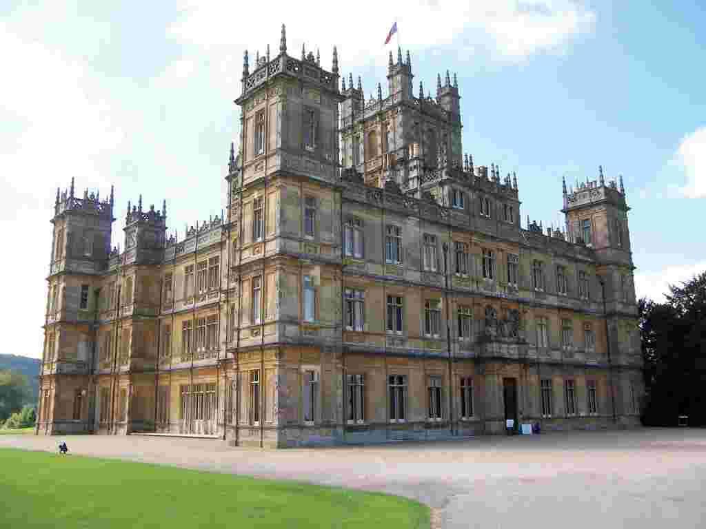 Downton Abbey & Oxford