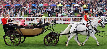 Ladies Day at Royal Ascot and Henley-on-Thames »