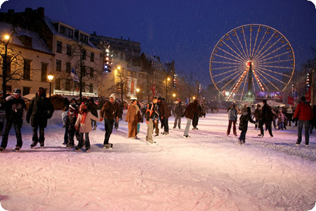 Brussels, Bruges & Antwerp Christmas Markets »