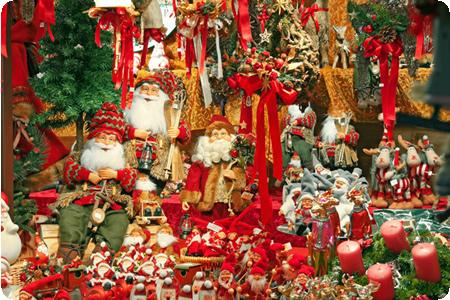 Luexembourg & Trier Christmas Markets »