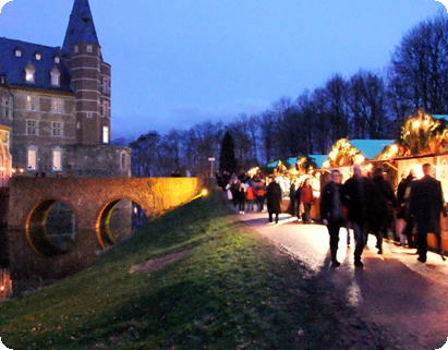 Cologne Christmas Markets & Merode Castle »