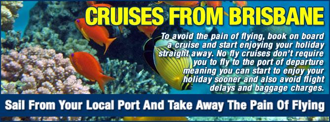 Cruises from Brisbane