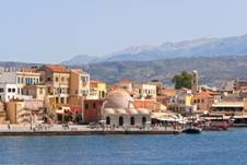 Chania Old Town Harbour