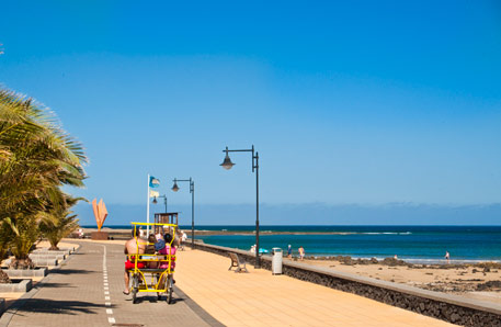 Holidays To Matagorda Lanzarote Canary Islands All