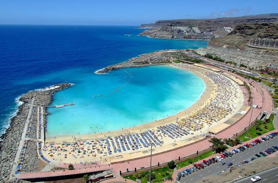 late deals to gran canaria puerto rico