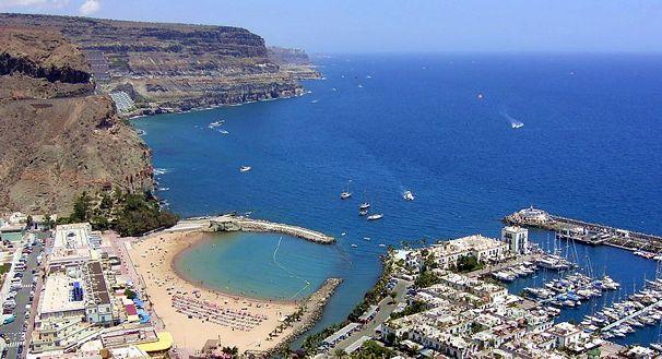 Cheap holidays to puerto mogan gran canaria cheap all inclusive holidays puerto mogan - Marina apartments puerto de mogan ...