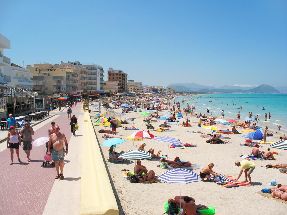 Cheap Holidays To C An Picafort Majorca Spain Cheap