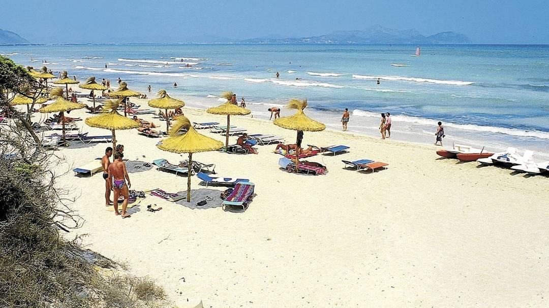 Cheap Holidays to Playa de Muro Majorca Spain Cheap All