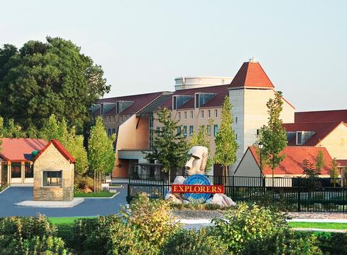 Explorers Hotel - Selected Hotels - Disneyland® Paris