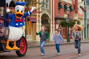 Disney & Paris Experience