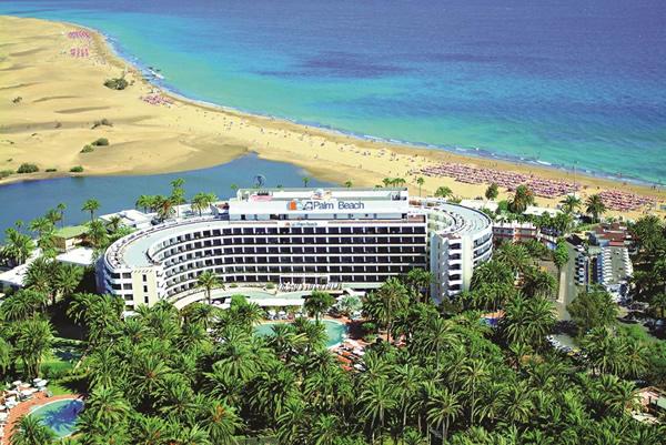 Seaside Hotel Palm Beach - Maspalomas & Meloneras