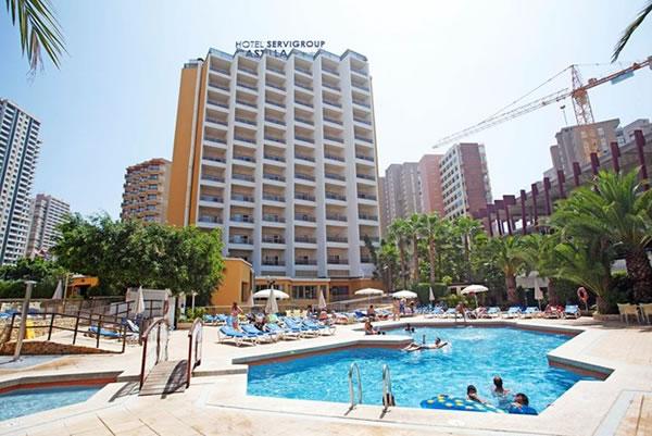 Servigroup Hotel Castilla