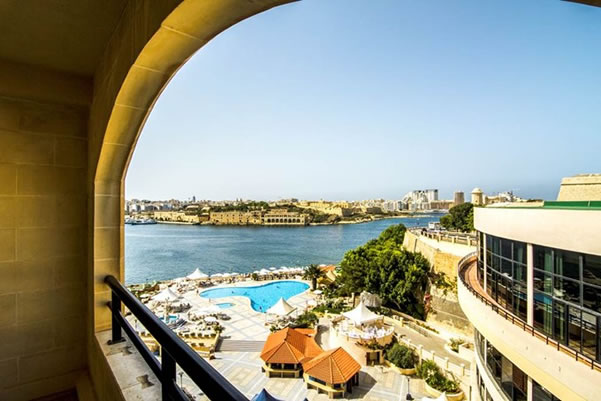 Grand Hotel Excelsior ***** Valletta Malta