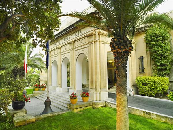 Phoenicia Hotel ***** Valletta Malta