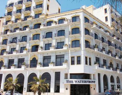 Waterfront Hotel **** Sliema Malta