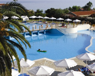 Roda Beach Resort Spa - (Formerly Mitsis Roda Beach)