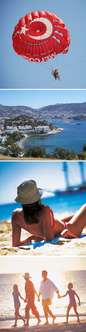 Holidays to Bodrum Peninsula