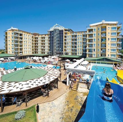 Didim Beach Resort ***** Altinkum/Didim Hotels