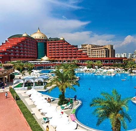 Delphin Palace ***** Lara Beach / Antalya Hotels