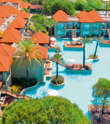 IC Green Palace ***** Lara Beach / Antalya Hotels