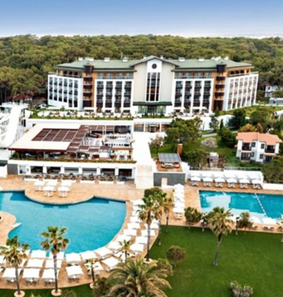 Voyage Sorgun ***** Side Hotels