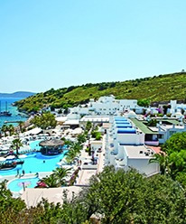 Salmakis Resort and Spa ***** Bodrum Hotels
