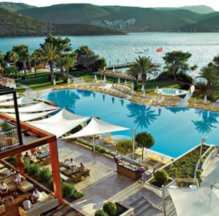 Isil Club ***** Torba Hotels