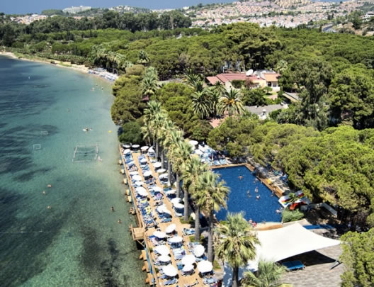 Omer Holiday Resort **** Kusadasi Hotels