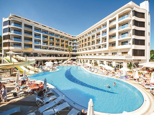 Golden Rock Beach ***** Marmaris/Icmeler Hotels