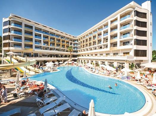 Golden Rock Beach ***** Marmaris/Icmeler Hotels