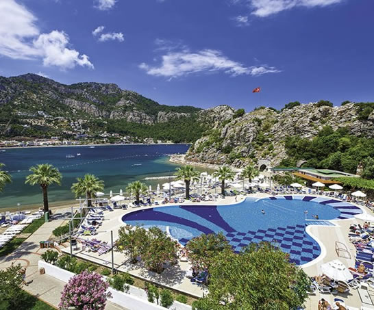 Turunc Resort Hotel ***** Turunc Hotels