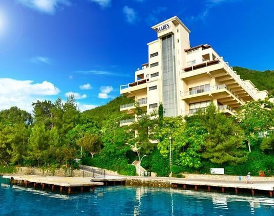 Labranda Mares Marmaris ***** Marmaris/Icmeler Hotels