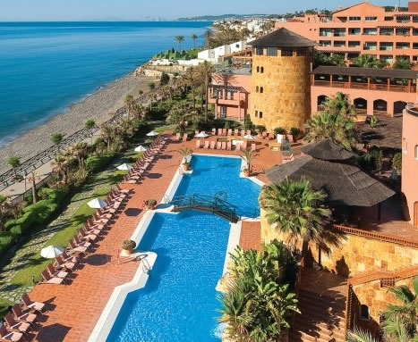Elba Estepona Gran Hotel & Thalasso Spa - Estepona