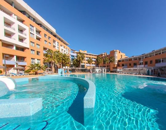 Hotel Neptuno **** Roquetas de Mar