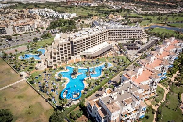 Almerimar Resort Hotel ***** Almerimar