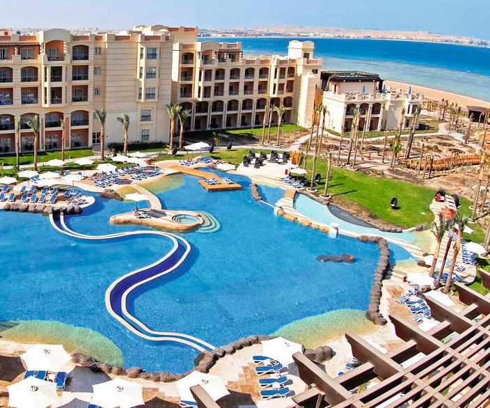 Tropitel Sahl Hasheesh ***** Hurghada Hotels - Red Sea Resorts Egypt