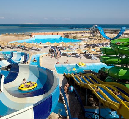 Titanic Beach Spa ***** Hurghada Hotels - Red Sea Resorts Egypt