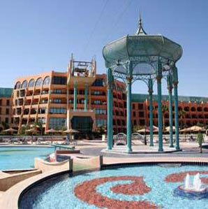 Paradise Golden 5 ***** Hurghada Hotels - Red Sea Resorts Egypt